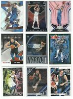 x13 Different LUKA DONCIC 2019-20 card lot/set Prizm Optic Revolution x5 Inserts