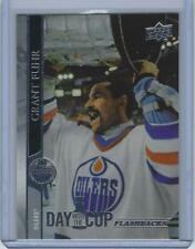 Grant Fuhr 2020-21 Upper Deck Day with the Cup Flashback DCF6