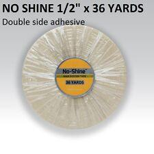NO SHINE Support Tape 1/2 X 36 yd Roll Full Head Bond by Walker Tape Co