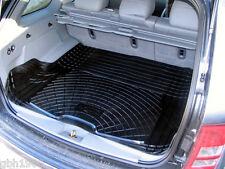 Jeep Grand Cherokee WK 05-10 anti slip genuine 5mm rubber boot pet dog mat liner