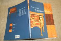 Fachbuch Furniere Historische Möbel Restauration Kunsthandwerk Holz Möbelbau