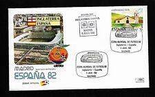 Mundial de Fútbol España 1982 Partido en Madrid