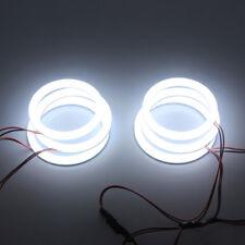 Angel Eyes Cotton Ring Halo LED Car Light DRL  4pcs x 106mm + 2pcs x 110mm