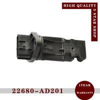 New Mass Air Flow Sensor fits Nissan Maxima Sentra Infiniti G20 I30 22680-AD201