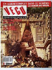 VECU n°53 de 1992; Pour amateur d'histoire et de B.D./ Cités perdu des mayas