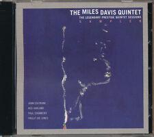 The Miles Davis Quintet Legendary Prestige Collection RARE promo CD sampler '06