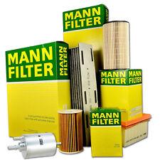 MANN Filterset Filtersatz Inspektionspaket Wartungspaket; Opel Zafira B 1.9 CDTi