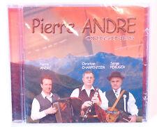 RARE CD ALBUM ACCORDEON / PIERRE ANDRE - ORIGINES / ANNEE 2005