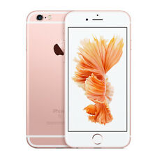 Apple iPhone 6S 16GB Rose Gold LTE Cellular Straight Talk/TracFone MKV72LL/A -