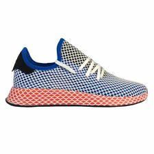Adidas Originals Deerupt Runner Blue Bird Men's Sz 10.5 Sneaker AC8704 EQT Shoes