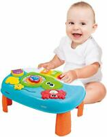 Activity Table For 1 Year Old And Up. 2-In-1 Baby Standing Activity Center. Inte
