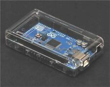 Arduino Mega Case Enclosure New Clear Transparent Computer Box with Switch