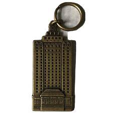 Claridge Casino Hotel Keychain New Jersey Atlantic City Key Fob Holder