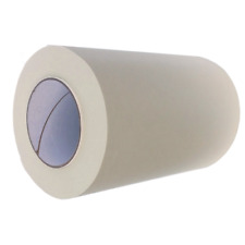 One Roll 8 in x 300 ft Roll of Clear Transfer Paper Tape for Sign Craft Vinyl