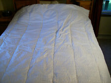 Brylane Home Twin Bed In A Bag Set Beautiful White Eyelet New