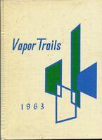 1963 Air Academy High School Yearbook - Colorado Springs, Nice Condition