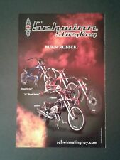 2005 Schwinn Sting-Ray~Electric~Street Series~3-Speed Bicycles Oddball Bikes Ad