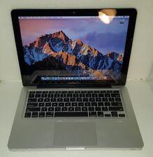 2012 MacBook pro 2.9 ghz core i7, 750 gb hd 8gb ram fullyworking