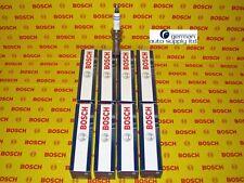 Mercedes-Benz 8 Piece Spark Plug Set - BOSCH - 0242135509, YR7MPP33, 7424 - OEM