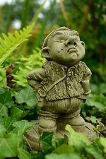 Stone Garden Ornament Gargoyle (Dennis the Inn Keeper)