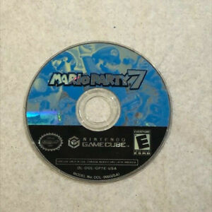 Mario Party 7 - Game Disc Only - Nintendo Gamecube - untested
