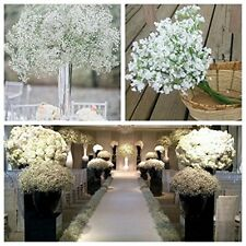 10pcs Silk Artificial Fake Gypsophila Flowers For Party Wedding Bouquet Decor