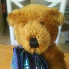 Vintage brown mohair Canterbury Teddy Bear, England, UK, EUC 12in