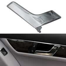 Chrome Right Side Interior Door Handle Repair for Mercedes Benz W204 2008-2014