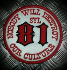 Hells Angels, support 81, support your local patch