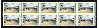 SINGAPORE AIRLINES A380 AIRBUS 1st FLIGHT STAMP STRIP 2