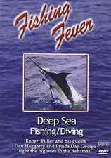 Fishing Fever: Deep Sea Fishing/diving Vol. 1 with Dan Haggerty and...  DVD NEW