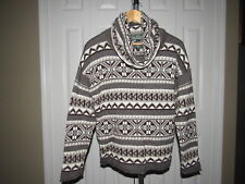 Ralph Lauren Active Indian Blanket Aztec Sweater S