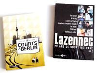 2 DVD Courts métrages - 1 neuf sous blister & 1 Très bon état