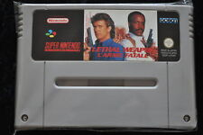 Lethal Weapon Nintendo SNES