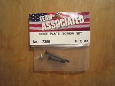 Team Associated RC10T Nose Plate Screw Set 7306 10T RC10GT RC10T2