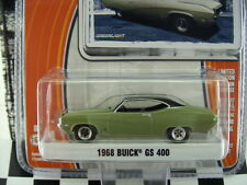'15 GREENLIGHT 1968 BUICK GS 400 GL MUSCLE SERIES 12 MINT IN BOX