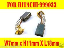 Pair Motor Carbon Block Core For BENDIX CAR072 CAW440 ARISTON AL1256T A1300UK OZ