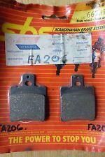 SBS Ceramic Brake Pads 667HF (EBC FA193) Aprilia  Malaguti Gilera Piaggio Yamaha