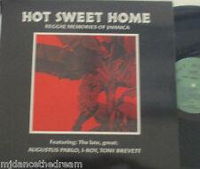 HOT SWEET HOME - Various Artists ~ VINYL LP