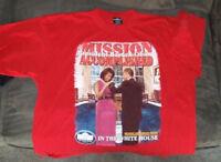 BARACK Obama T shirt  HIP HOP VINTAGE
