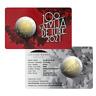 VVK 2 Euro Coincard Latvia De Jure Auflage LETTLAND 2021 Brilliant UNC ~27.01.21