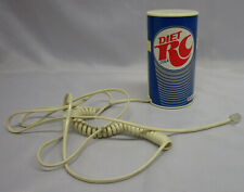 Diet Rc Cola Phone In A Can - Works - Excellent Condition