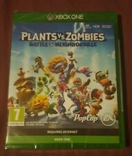 Plantas Vs Zombies: batalla por neighborville (Xbox One) - Nuevo y Sellado