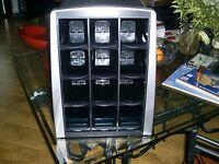 Tassimo 12 slot Coffee Capsule Holder T-Disc Dispenser Stand Drawer Storage Rack
