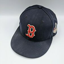 New Era Boston Red Sox 2013 World Series 59Fifty Fitted Hat 7 1/4 Made in USA