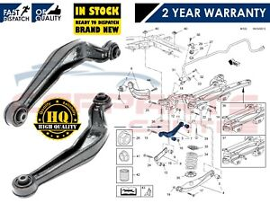 FOR VAUXHALL INSIGNIA 2008- REAR AXLE UPPER LEFT RIGHT SUSPENSION CONTROL ARMS