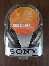 New SONY Stereo MDR-XD100 Stereo Headphones - Black