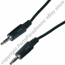 """Lot10 36""""/3ft short 3.5mm Stereo Male~M Audio/Headphone 1/8"""" patch Cable/Cord{K"""