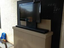 "Pop up TV PLANS Hidden LCD Plasma Cabinet TV Lift. ""PLAN ONLY"""