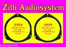 Phonocar 03919 SUPPORTI ADATTATORE CASSE Opel Astra dal 2005 ANTERIORI Coppia